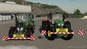 Front Sign Lights for Farming Simulator 19