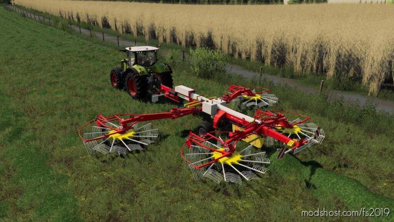 Poettinger TOP 1252 C S-Line for Farming Simulator 19