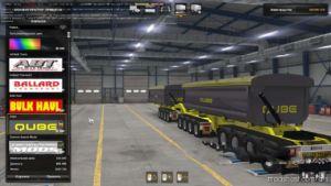 Trailer – Howard Porter Dump Truck V1.1 for American Truck Simulator