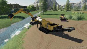 Dynamic River Rock With Filltype V0.5 for Farming Simulator 19