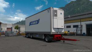 Narko Trailers V1.1.2 for Euro Truck Simulator 2