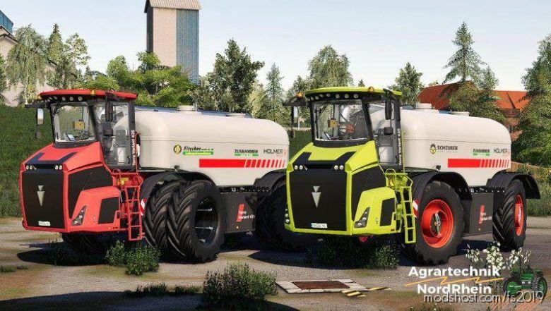 Holmer Gulle Pack for Farming Simulator 19
