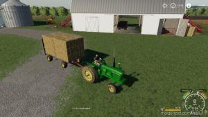 Autoload HAY Wagon for Farming Simulator 19