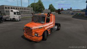 Scania 2 Series Edit Mjtemdark [1.37.X] Final for Euro Truck Simulator 2