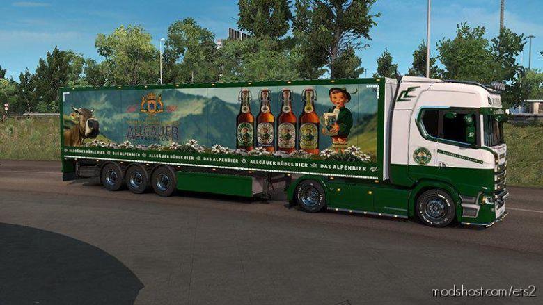 Little BOY Beer Combo for Euro Truck Simulator 2