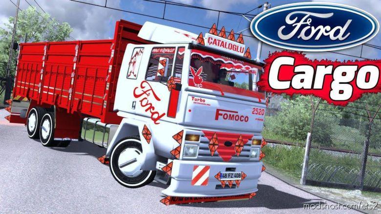 Ford Cargo 2520 [1.37] for Euro Truck Simulator 2