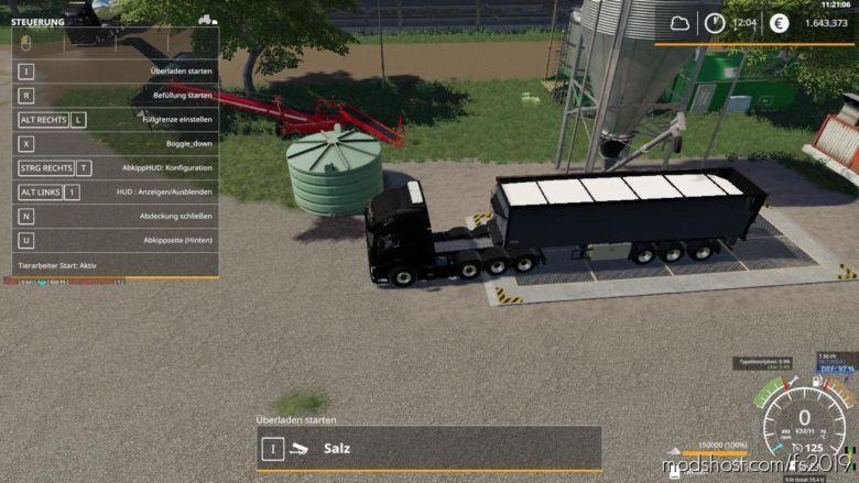 Salt Storage Silo for Farming Simulator 19