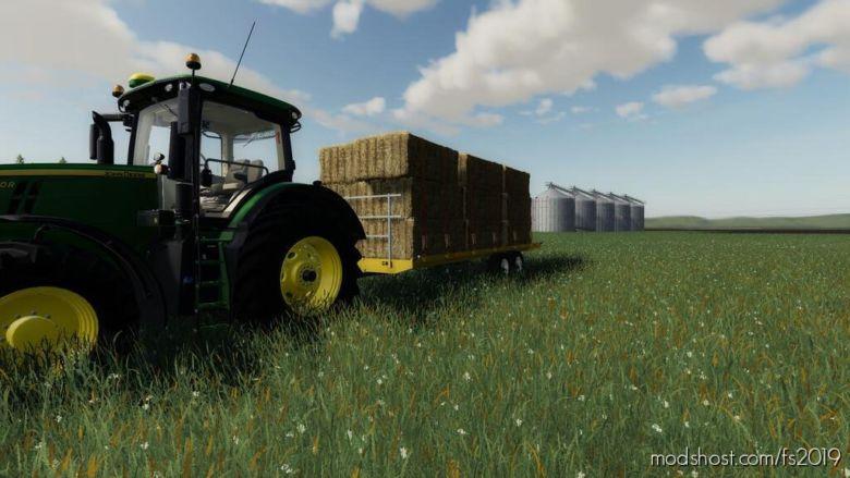 Lizard SP8 for Farming Simulator 19