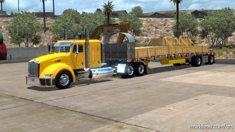 Ownable Reitnouer Maxmiser [1.37] for American Truck Simulator
