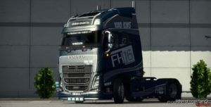 Volvo FH 2012 V24.03R [1.37.X] for Euro Truck Simulator 2