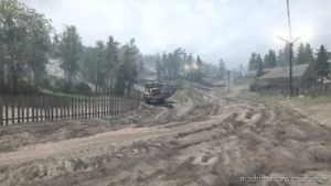 Indian Pass Map V25.05.20 for MudRunner