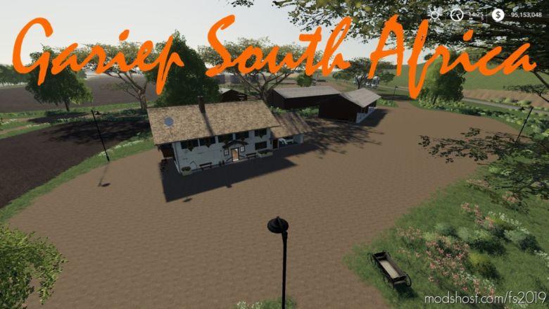 Gariep South Africa Seasons And Standfardedition V3 for Farming Simulator 19
