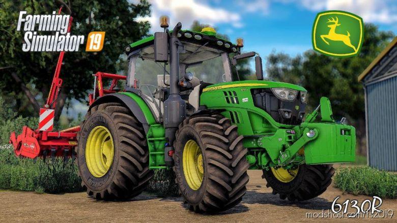 John Deere 6105-30R for Farming Simulator 19