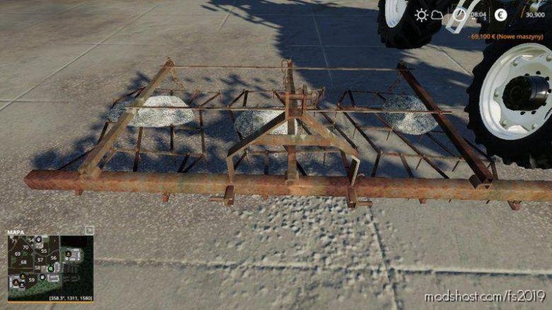 Brony 3 Z Kamieniami for Farming Simulator 19