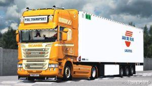 Realistic Truck Physics [1.37] for Euro Truck Simulator 2