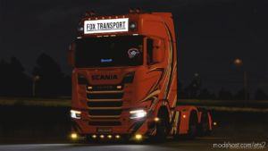 Dynamic Blinkers For Scania Nextgen R/S [1.37] for Euro Truck Simulator 2