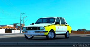 EL MOH Gamer – Skincar Agadir Taxi [1.37] for Euro Truck Simulator 2