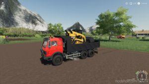 Construction Tipper For MB Agrar HKL V0.5 for Farming Simulator 19