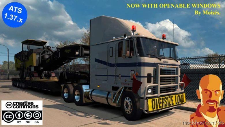 International 9600 Reworked V2 [1.37.X] for American Truck Simulator