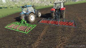 Duvelsdorf Grassland Harrow for Farming Simulator 19