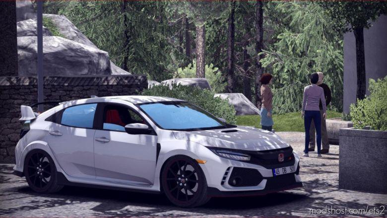 Honda Typer R [1.37] for Euro Truck Simulator 2