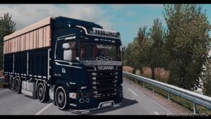 Scania R440 (Zagnos Kapan) [1.37] for Euro Truck Simulator 2