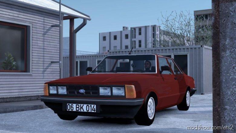 Ford Taunus V1R30 [1.37] for Euro Truck Simulator 2