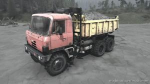 Tatra 815 Truck V27.05.20 for MudRunner