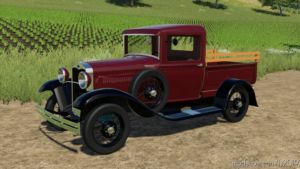 Ford Model A Pickup 1930 for Farming Simulator 19