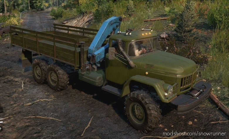 ZIL-131 Truck V0.51 for SnowRunner