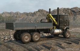 Emil's Ford CLT9000 for SnowRunner