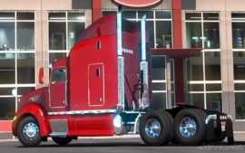 Peterbilt 386 Truck V1.3 [1.37.X] for American Truck Simulator