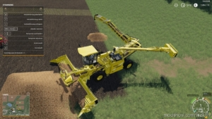 Standard Holmer And Ropa Machines Potato Ready for Farming Simulator 19