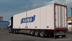 Narko Trailers By Kast V1.1.3 [1.37] for Euro Truck Simulator 2