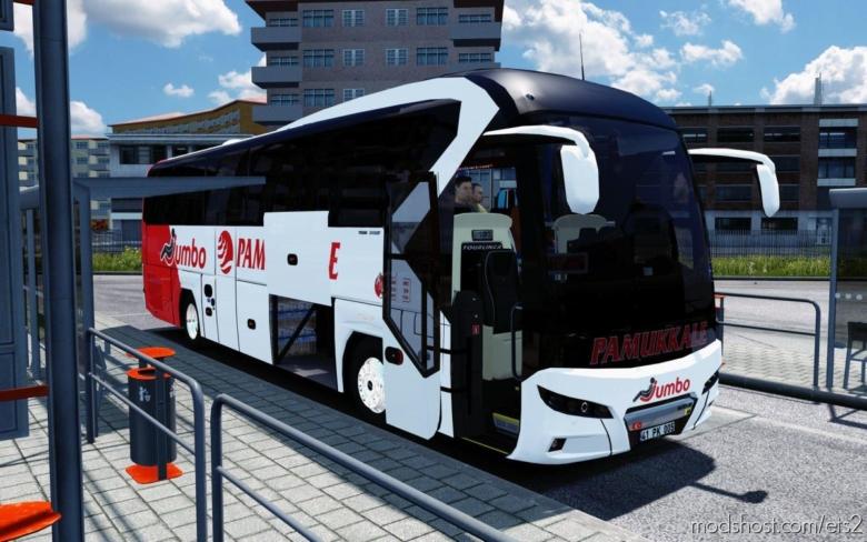 Neoplan NEW Tourliner 2020 [1.37] for Euro Truck Simulator 2