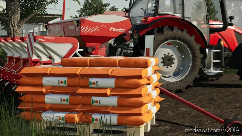Polish Seed Pallets for Farming Simulator 19