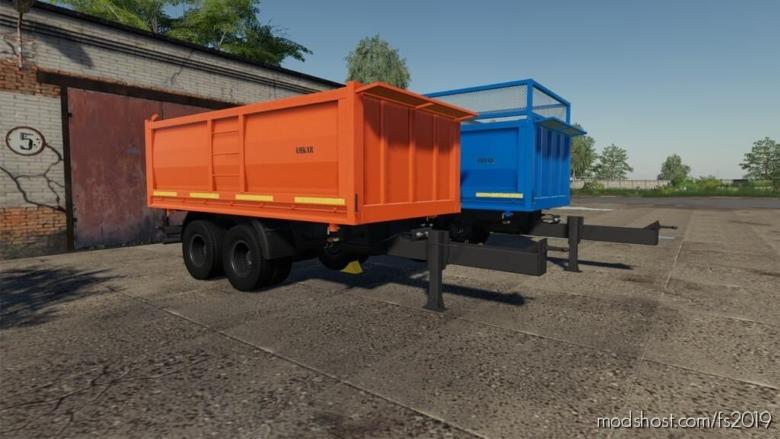 Amkar for Farming Simulator 19