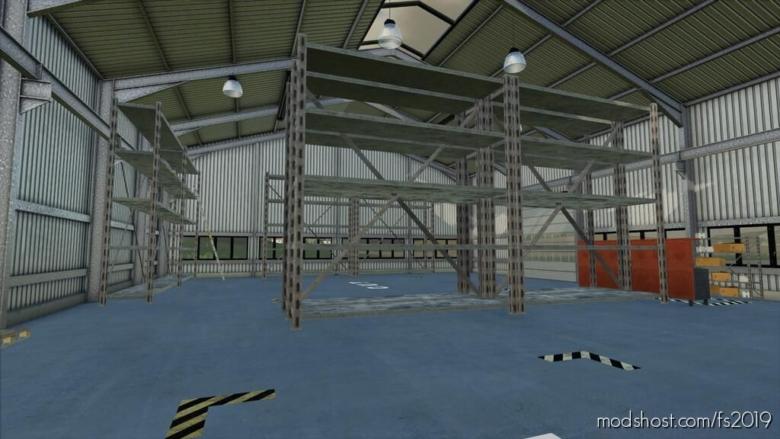 Pellet Storage for Farming Simulator 19