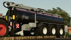 Kumm Slurry Tanker 39M for Farming Simulator 19