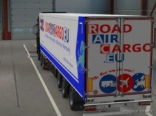 Road AIR Cargo Europe for Euro Truck Simulator 2