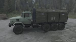 Kraz-7140H6 Truck V26.05.20 for MudRunner