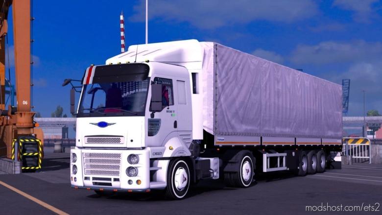 Ford Cargo [1.37] for Euro Truck Simulator 2