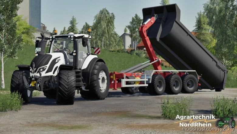 Itrunner Pack for Farming Simulator 19