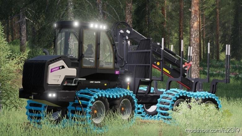 Logset 5F GT for Farming Simulator 19