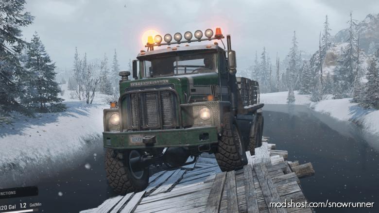Paystar 5070 MultiTool for SnowRunner