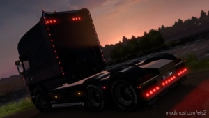 RJL Scania R & Streamline V2.2.6 [1.37] for Euro Truck Simulator 2