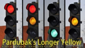 Pardubak'S Longer Yellow [1.36] for Euro Truck Simulator 2