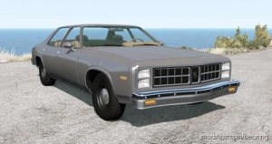 Bruckell Moonhawk Sedan for BeamNG.drive