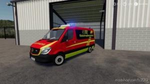 Civil Protection Of The Fire Brigade for Farming Simulator 19