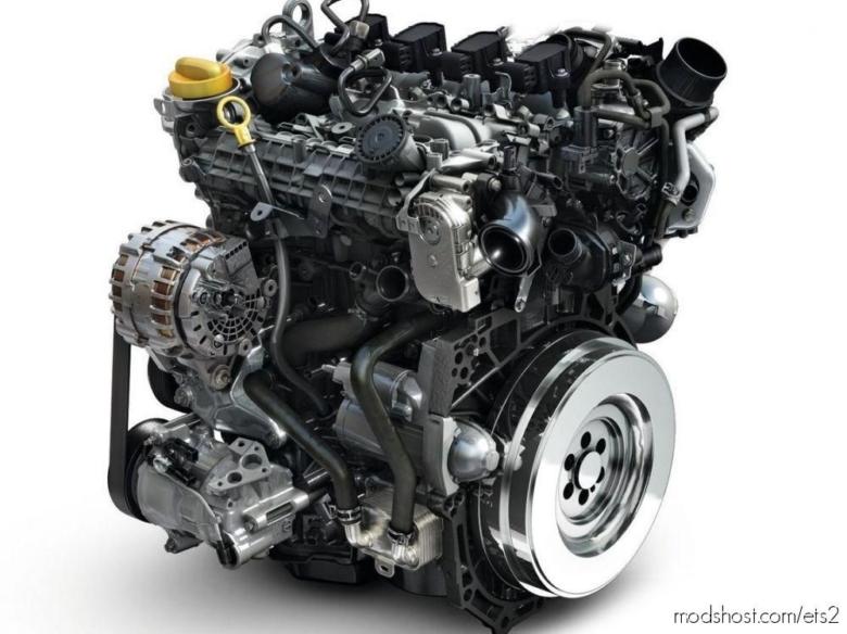 Unrealistic Engine Scania S 350 KM/H for Euro Truck Simulator 2